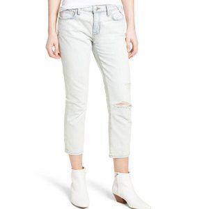 Current/Elliot The Cropped Straight Jeans Size 27